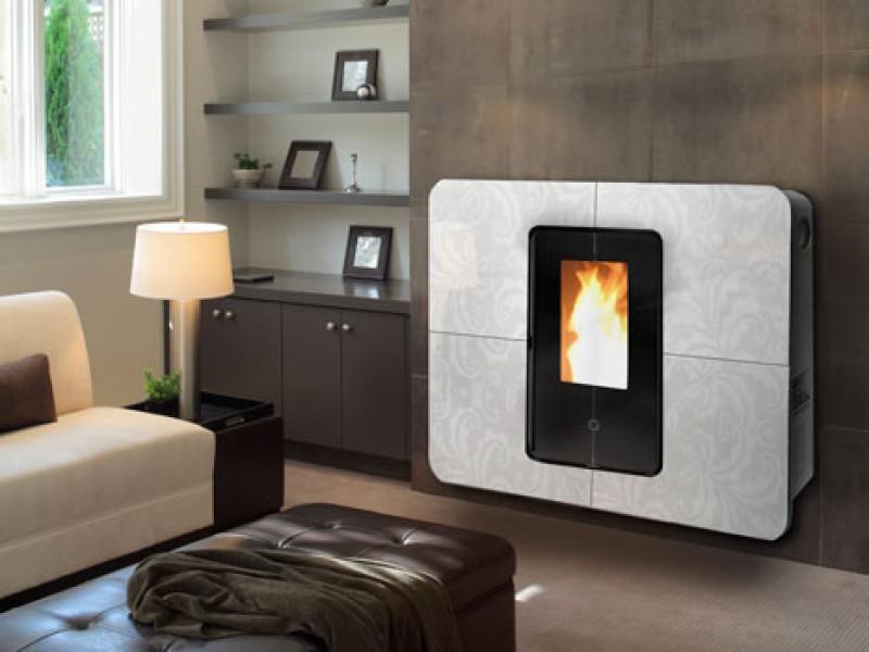 Ecofiamma stufe a legna pellet e caminetti termostufe a pellet - Termostufa a legna thermorossi ...