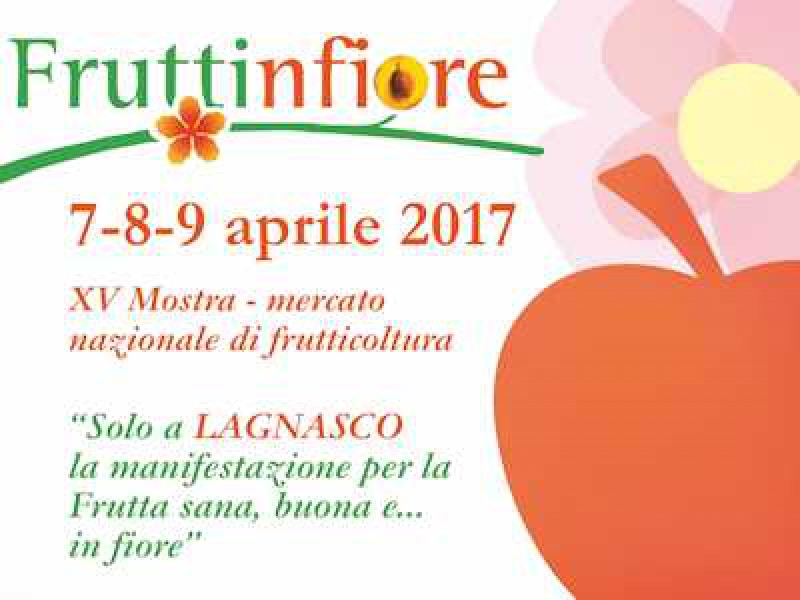 "Fiera ""Fruttinfiore"" a Lagnasco (CN)"